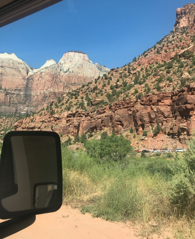The roads in Utah