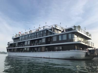 Doris Cruise boat