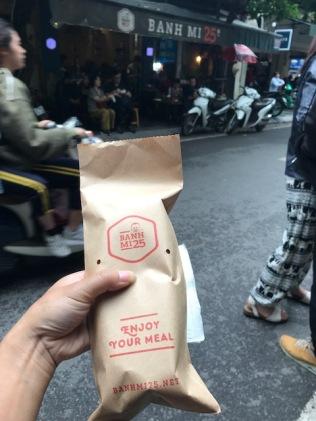 Banh mi 25 sandwich - Hanoi