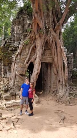 Angkor site