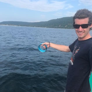 Rustic fishing rod