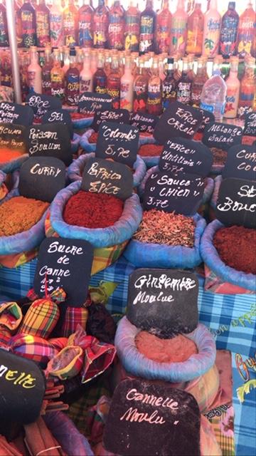 Market Guadeloupe